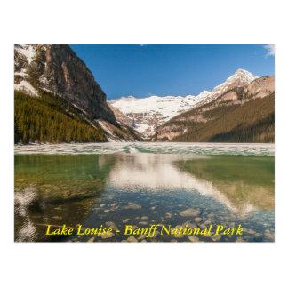 Postal de Lake Louise, Canadá