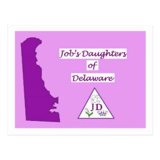postal de las hijas de los trabajos