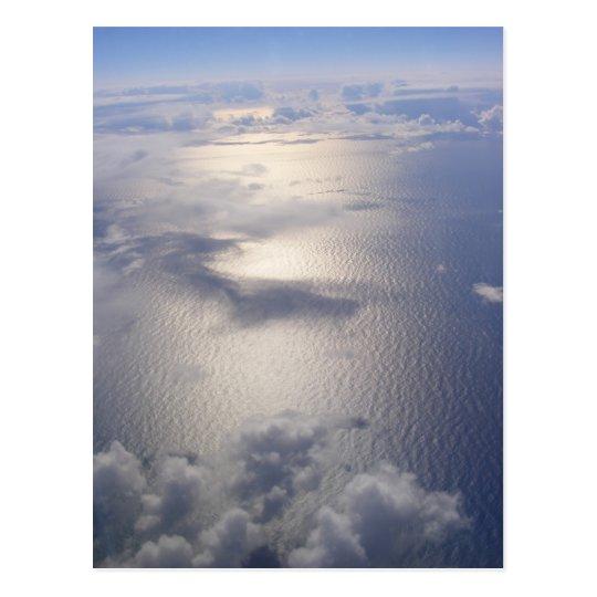 Postal de las nubes (diseño 3)