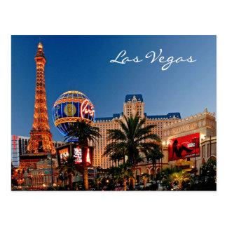 Postal de Las Vegas