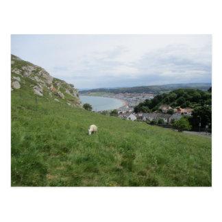 Postal de Llandudno (País de Gales del norte)