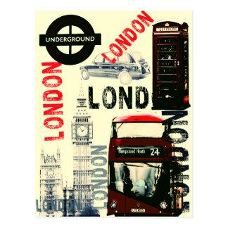 Postal de Londres