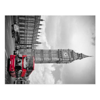 Postal de Londres Inglaterra