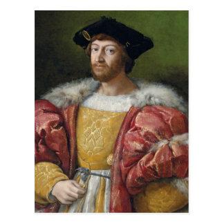 Postal de Lorenzo de' Medici