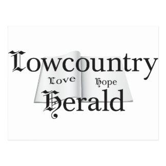 Postal de Lowcountry Herald