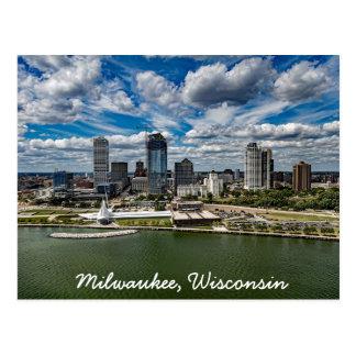 Postal de Milwaukee, Wisconsin