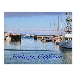 Postal de Monterey, California