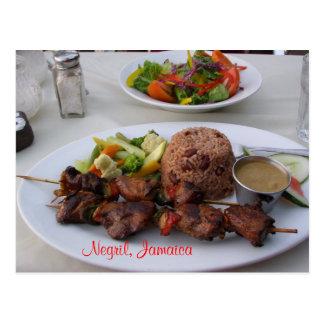 Postal de Negril Jamaica