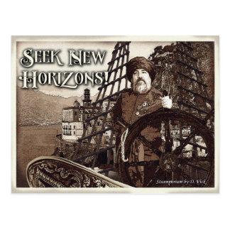 Postal de New Horizons de la búsqueda