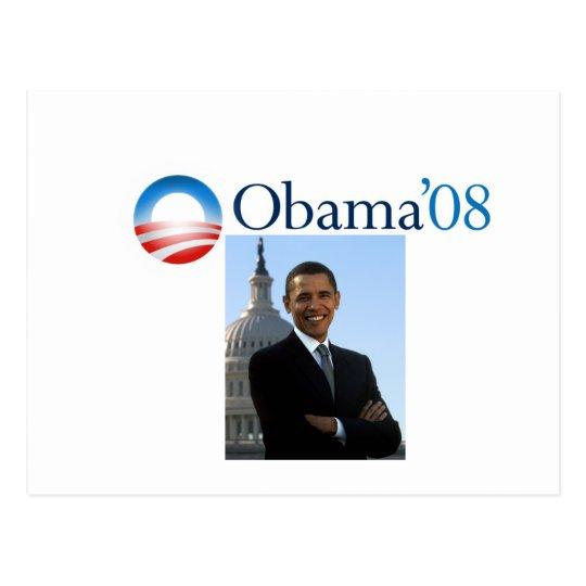 Postal de Obama '08