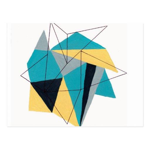 Postal de Origami 3