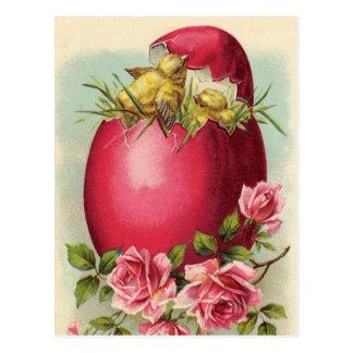 Postal de Pascua