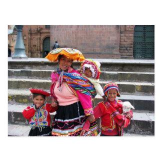 Postal de Perú