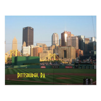 Postal de Pittsburgh