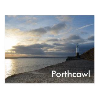 Postal de Porthcawl