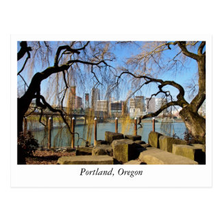 Postal de Portland, Oregon