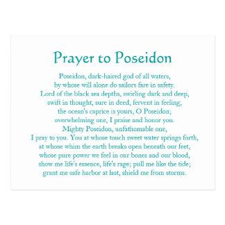 Postal de Poseidon