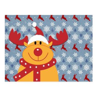 Postal de Rudolph
