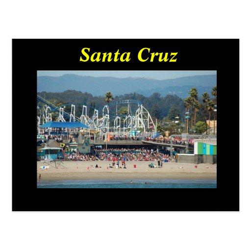 Postal de Santa Cruz