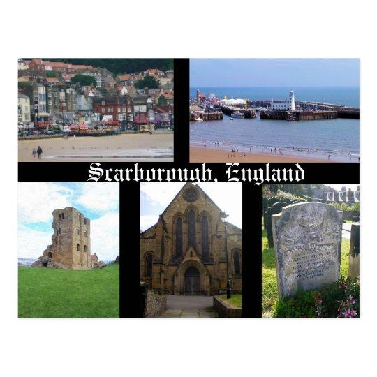 Postal de Scarborough Inglaterra