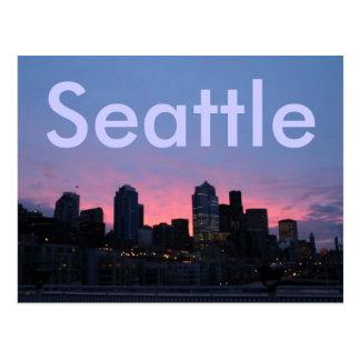 Postal de Seattle