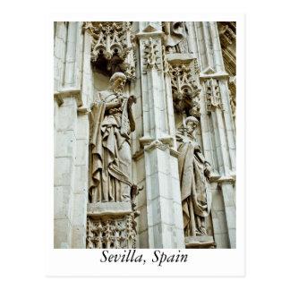 Postal de Sevilla, España
