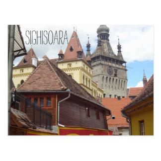 Postal de Sighisoara