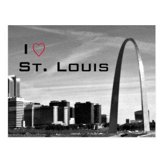Postal de St. Louis