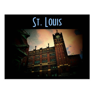Postal de St. Louis (cervecería)