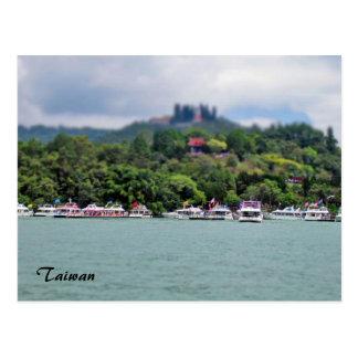 Postal de Taiwán