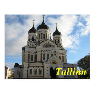 Postal de Tallinn