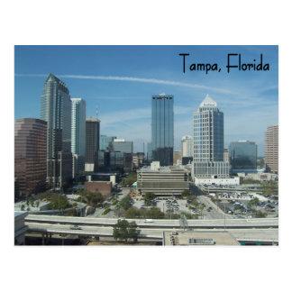 Postal de Tampa, la Florida