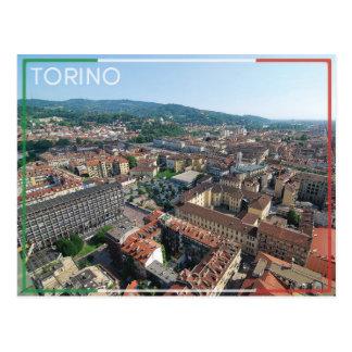 Postal de Torino - de Turín