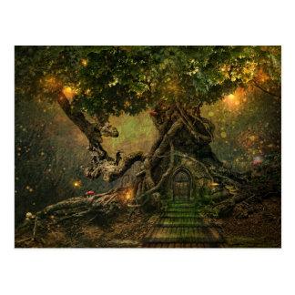 Postal de Treescapes