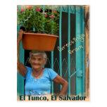 Postal de Tunco - Abuelita