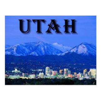 Postal de Utah