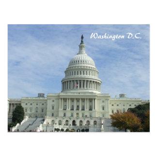 Postal de Washington