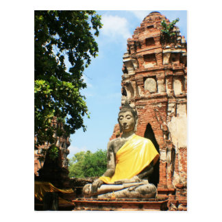 Postal de Wat Mahathat
