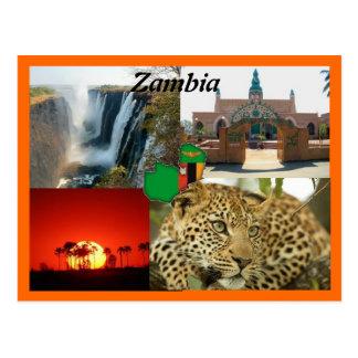 Postal de Zambia