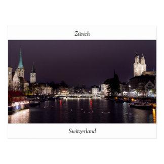 Postal de Zürich