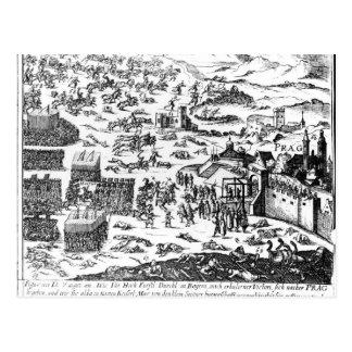 Postal Defenestration de Praga, 1618