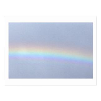 Postal del arco iris de Hawaii