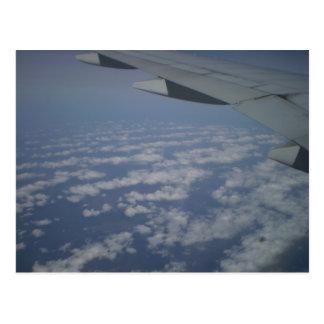 Postal Del avión