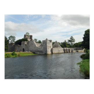 Postal del castillo de Desmond