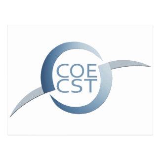Postal del CST de COE - espacio en blanco