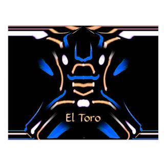Postal del EL Toro