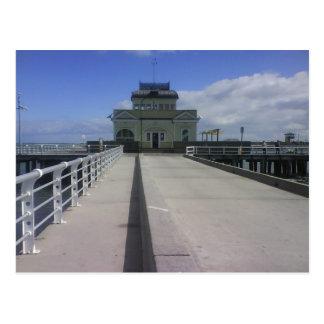 Postal del embarcadero del St Kilda