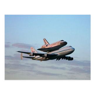 Postal del Flyout del descubrimiento