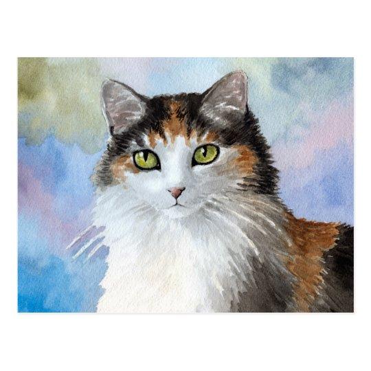 Postal del gato 572
