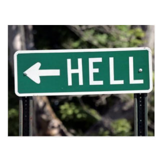 postal del infierno